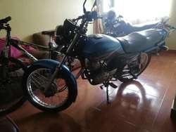 Moto Libero 125 C.c