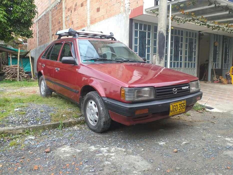 Mazda 323 1987 - 320000 km