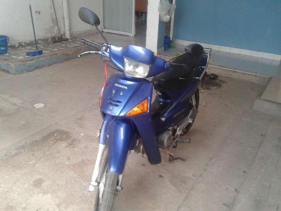 vendo moto honda storm 2008 <strong>unico</strong> dueño
