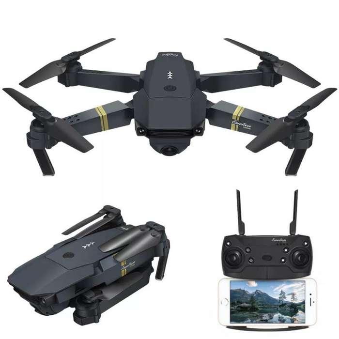 Drone E58 Camara 720p, Garantía Total
