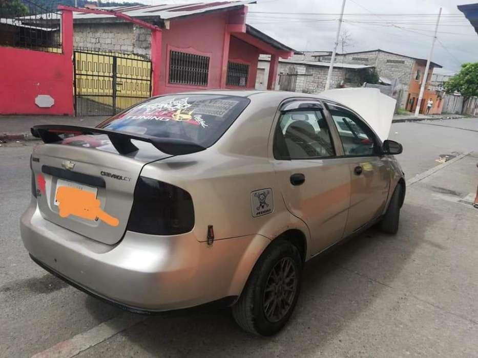 Chevrolet Aveo 2008 - 214 km
