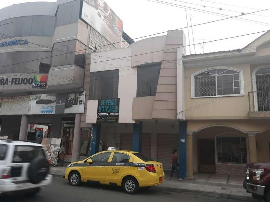 Venta Propiedad Comercial Centro Machala