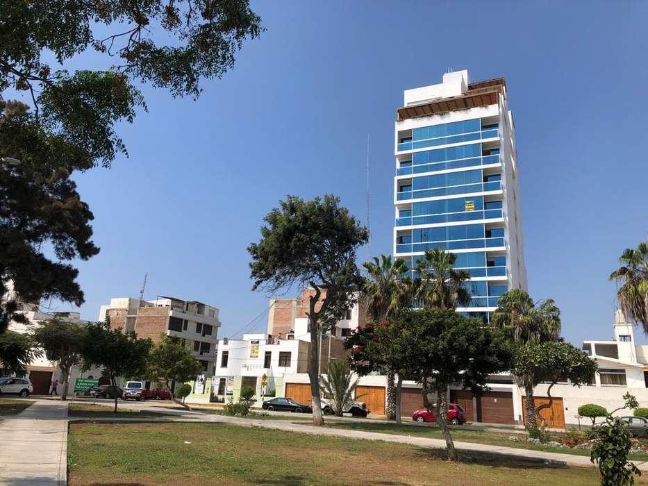 Alquiler de Moderno Departamento Urb. El Recreo Calle Bolivia 231 Trujillo
