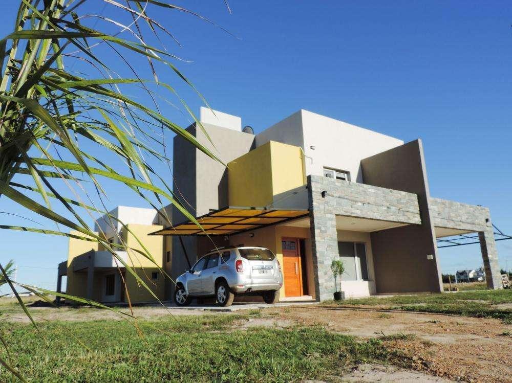 hr34 - Departamento para 4 a 6 personas con cochera en Federacion