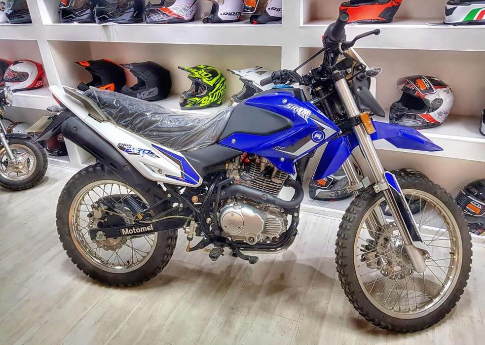 MOTOMEL SKUA 250 PRO FINANCIADA 100 CON DNI!!