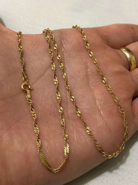Cadena de Oro Italiano 4,1G Precio Fijo
