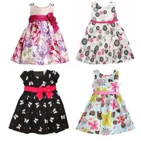 Patrones Moldes vestidos de niña y enterizos