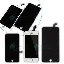 Display Lcd Pantalla Iphone 6s Blanco Y Negro