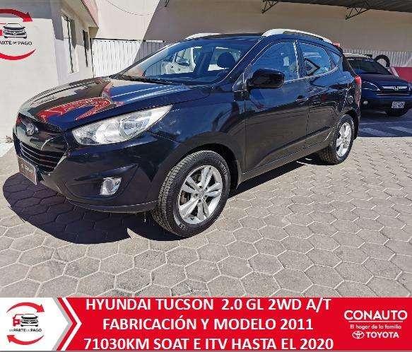 Hyundai Tucson 2011 - 71030 km