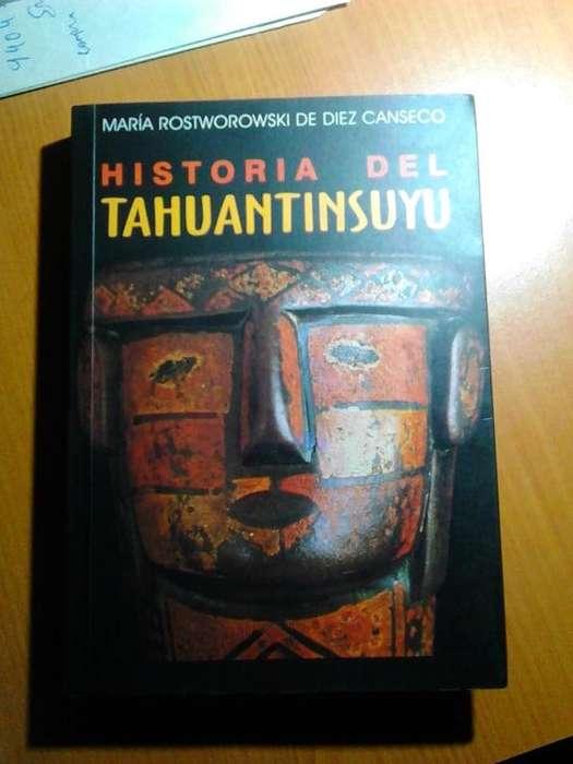 LIBRO DE HISTORIA DEL PERÚ: HISTORIA DEL TAHUANTINSUYU