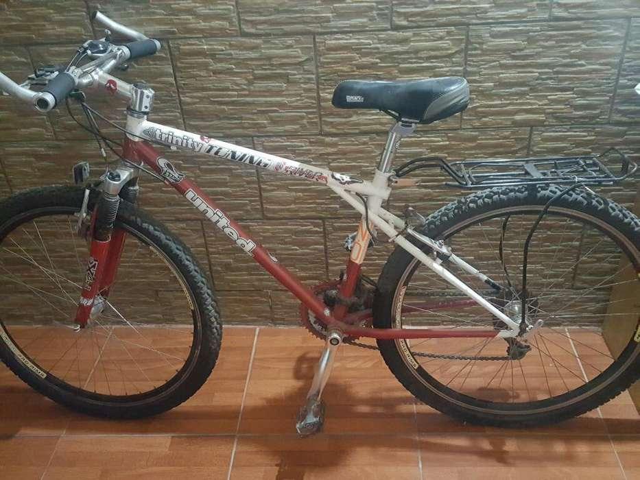 Bicicleta Bontabike