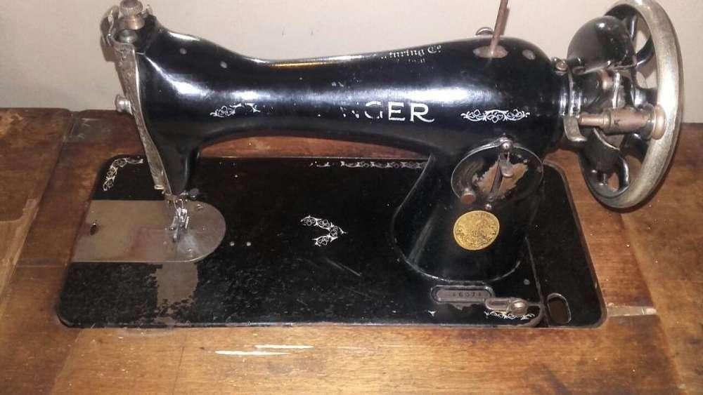 Maquina de coser SINGER 1939 ESCOCIA excelente funcionando