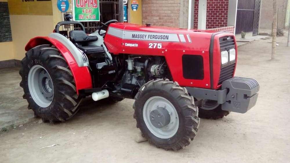Se Vende Tractor Massey Ferguson 275 Viñatero