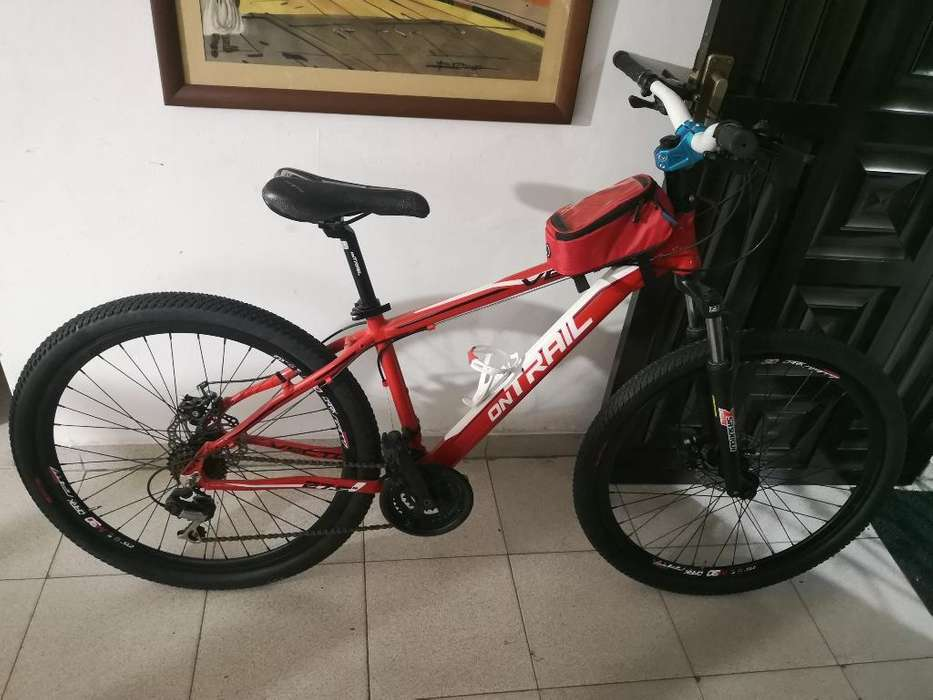 Bicicleta Mtb Ontrail Poco Uso