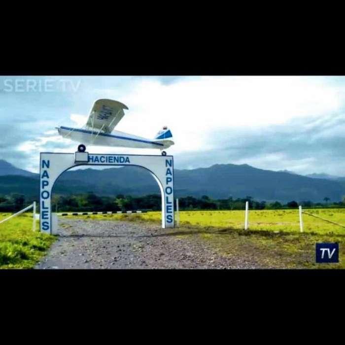 Servicio Motocarro Hacienda Napoles.