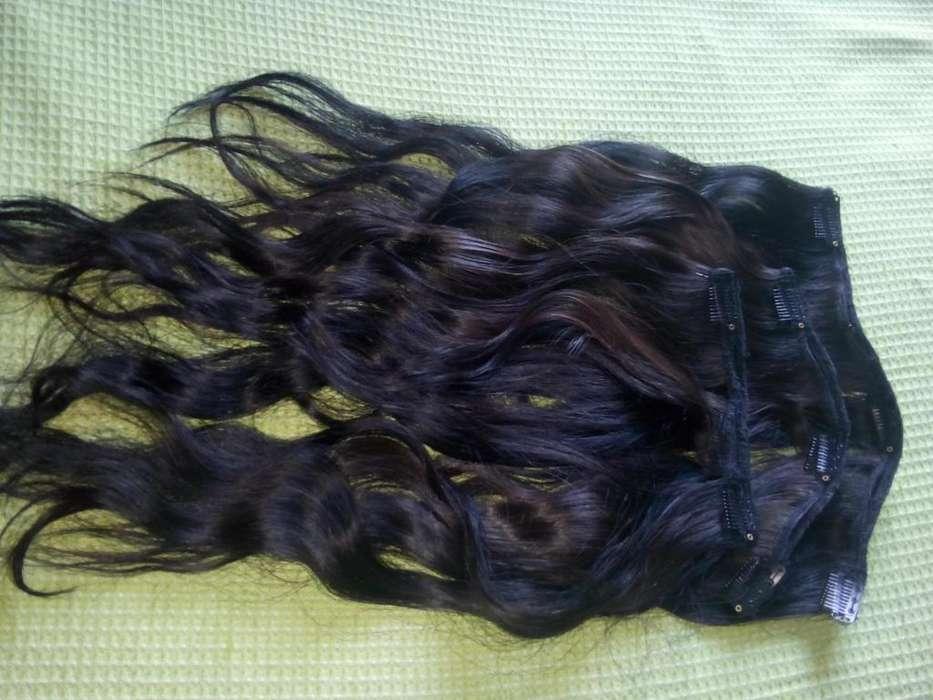 Vendo hermosas extensiones naturales de cabello 3163095565