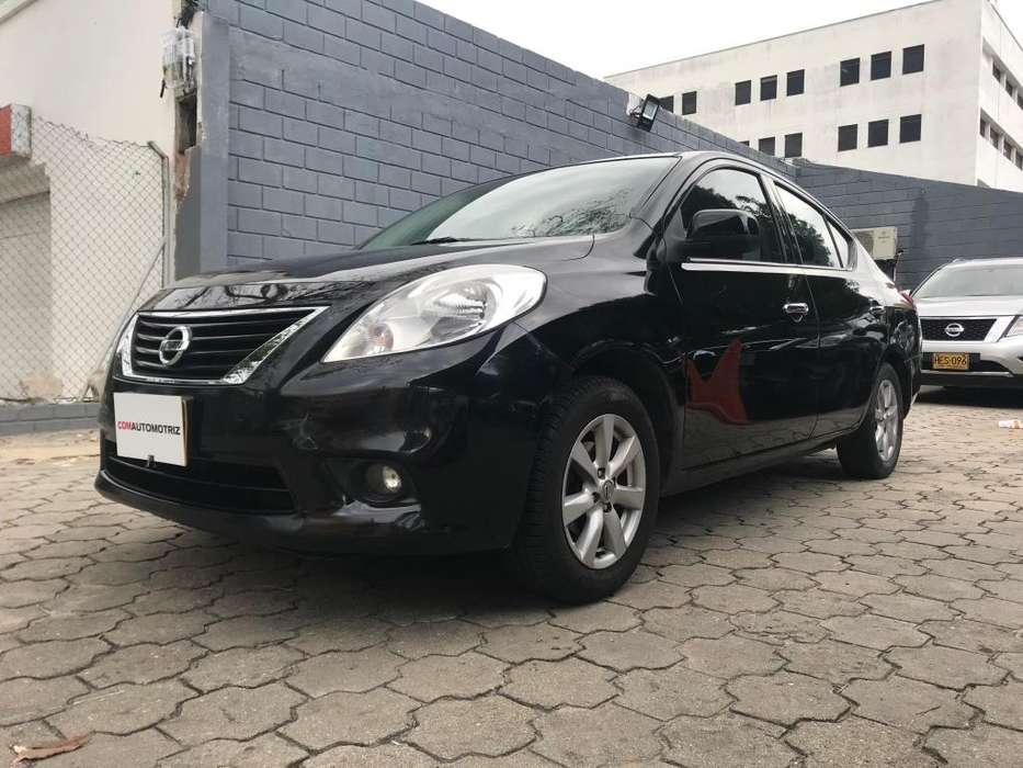 Nissan Versa 2014 - 70600 km