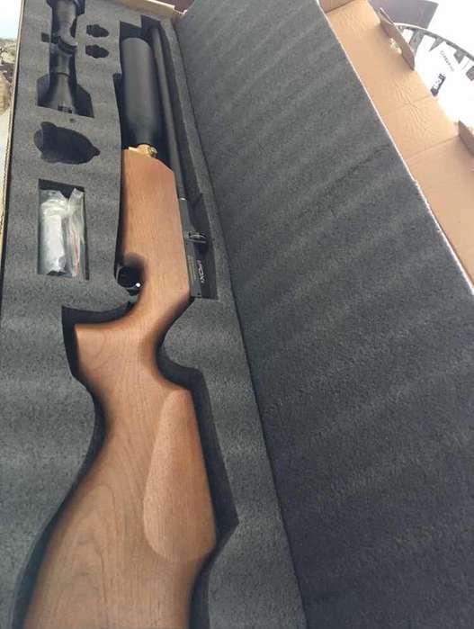 Rifle Pcp Fox M16a 5.5Mm