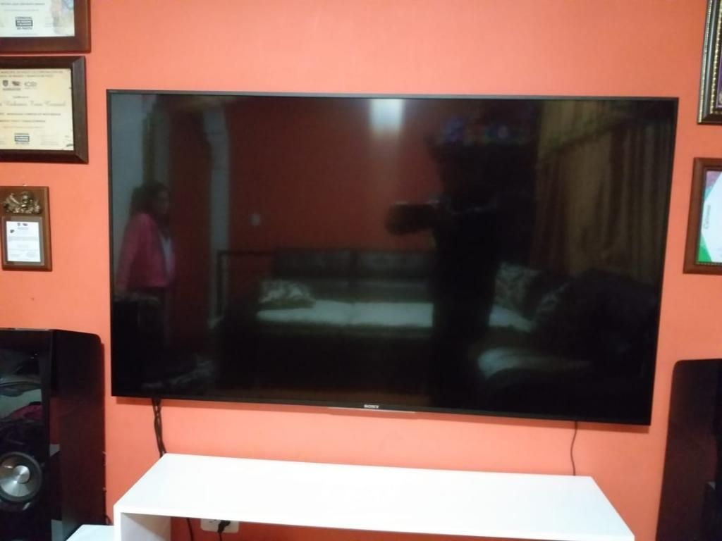 Vendo Tv Sony 65smart Tv 4k