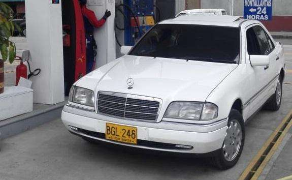 <strong>mercedes-benz</strong> Clase C 1996 - 110000 km