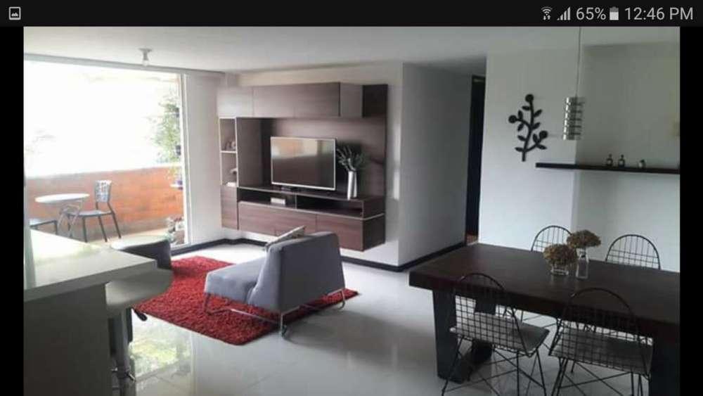 Apartamento en Venta Envigado Loma Esmeraldal - wasi_1055218