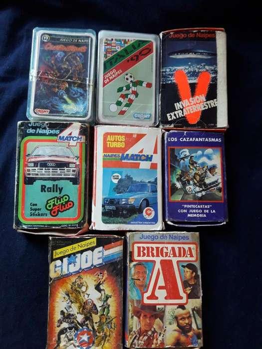Vendo Cartas Años 80,90