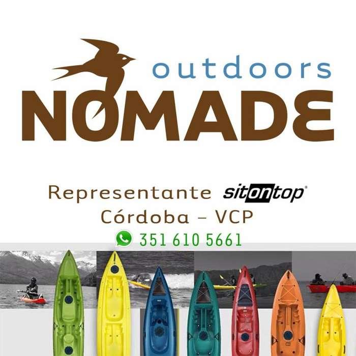 Kayak Sit on Top NOMADE outdoors Villa Carlos Paz / Córdoba