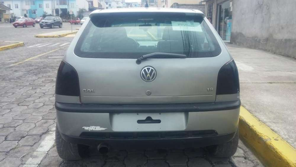 Volkswagen Gol 2003 - 217000 km