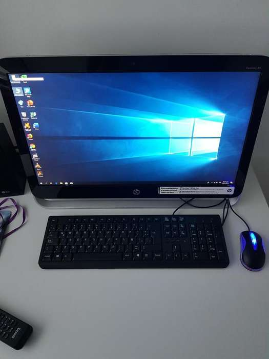 Hp All In One Amd E2 1.3 Ghz 6gb Ddr3