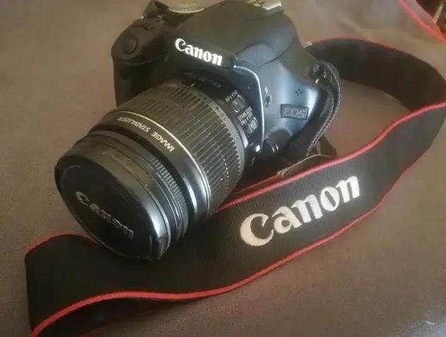 Camara Canon Eos 500d Usada