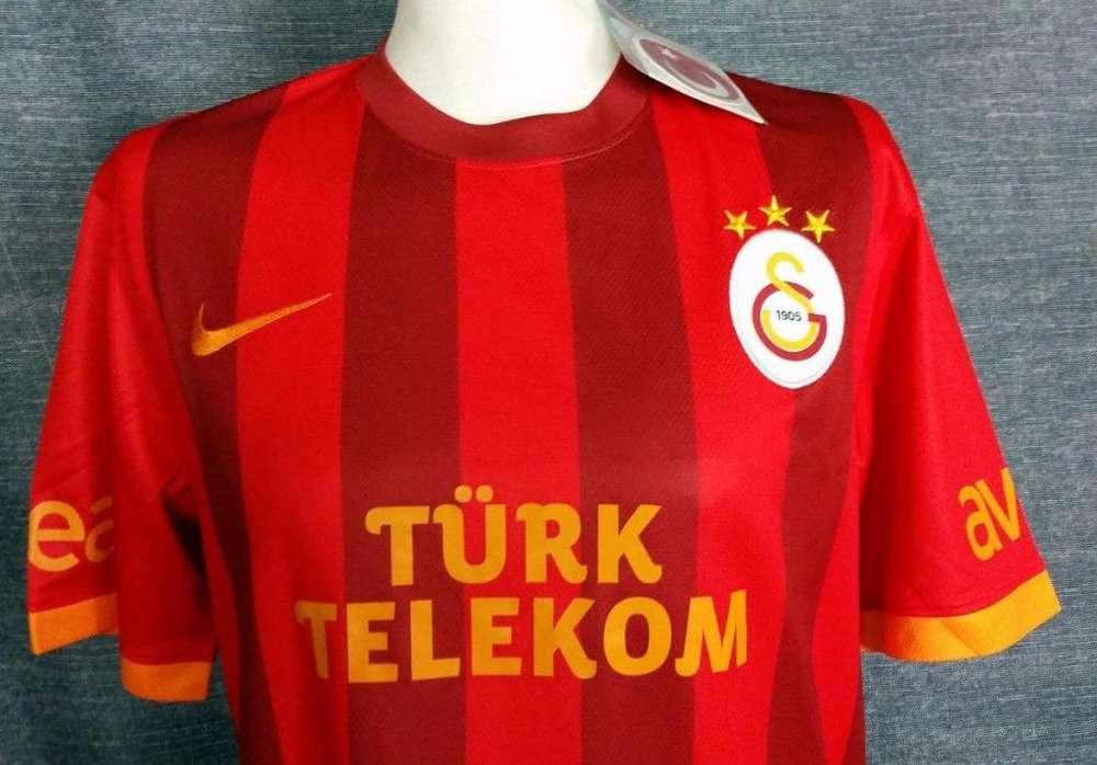 camiseta nike original de futbol equipo galatasaray de turquia
