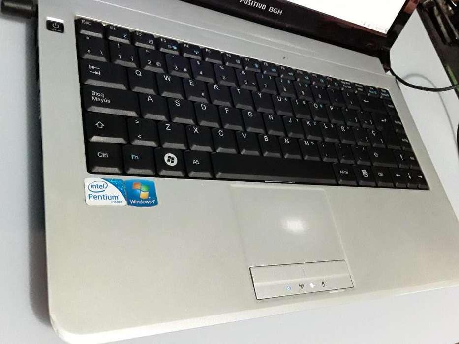 Notebook Positivo BGH modelo J430