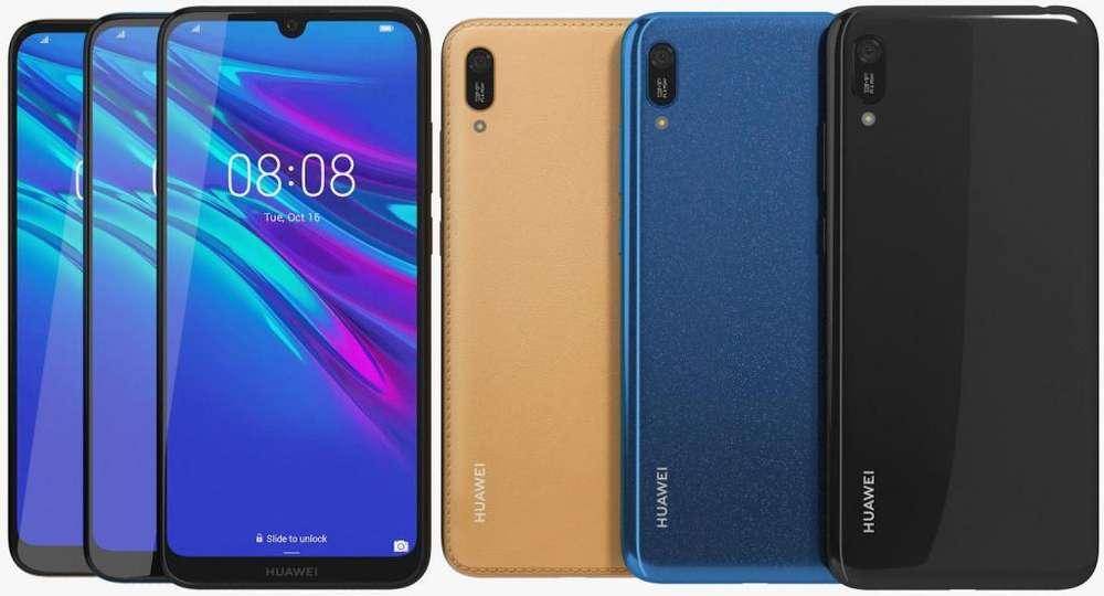 Huawei Y6 2019 32GB SOMOS DELIBLU MOVILES TIENDA FÍSICA 975182473