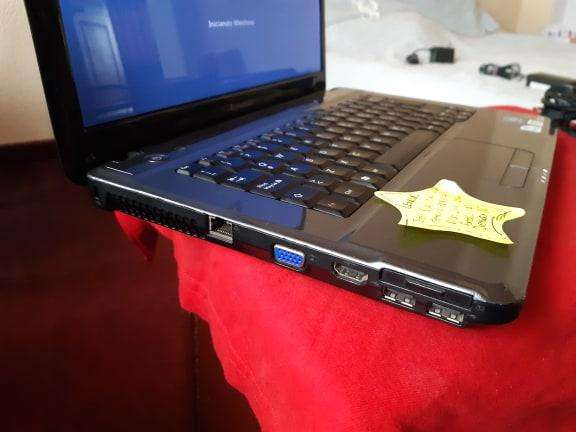 Portatil lenovo intel dual core 4gb ram 512mb GeForce 250gb hdd