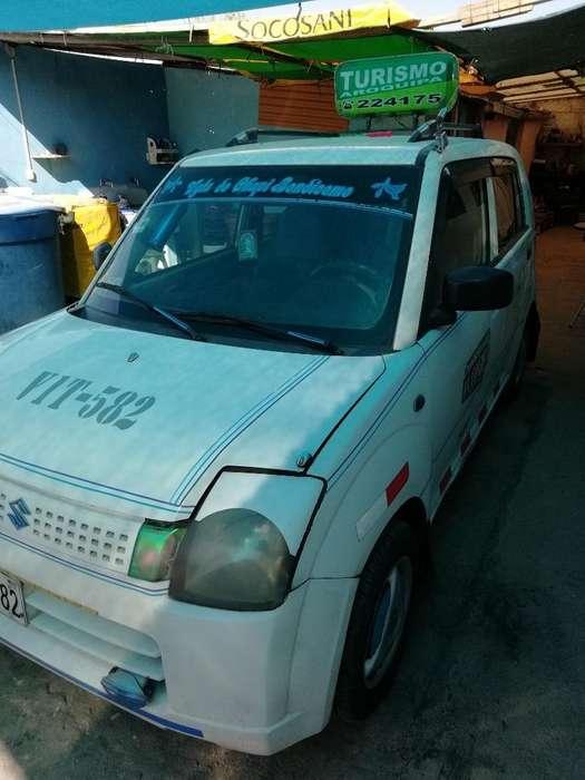 Suzuki Alto 2006 - 15435 km
