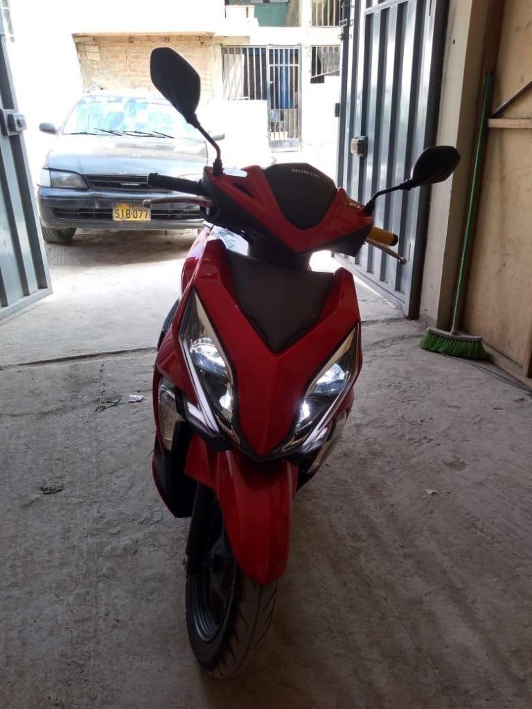 Honda Elite 2019