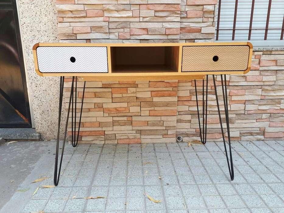 <strong>escritorio</strong> de Diseño Retro