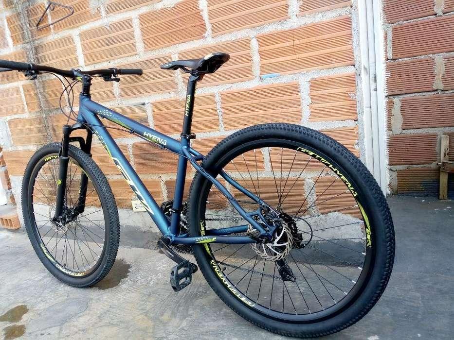 Bicicleta Gw Hiena