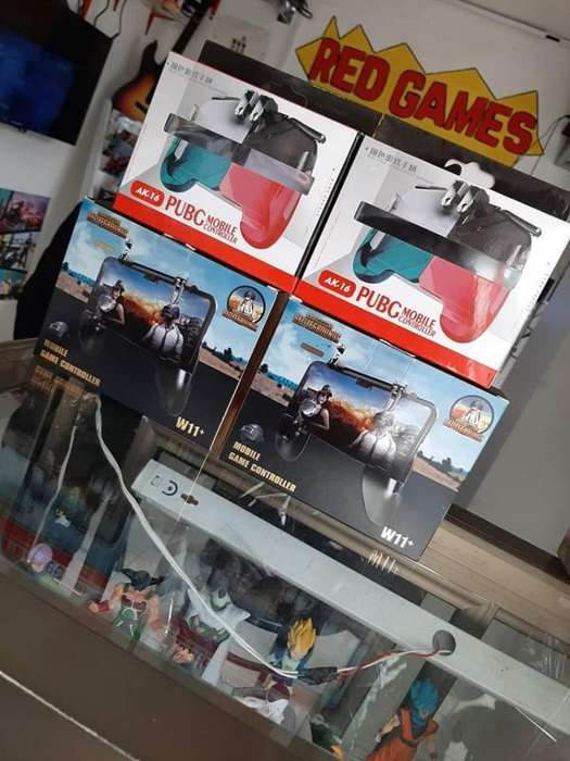 Gatillos Mas Base Free Fire Pug Tc