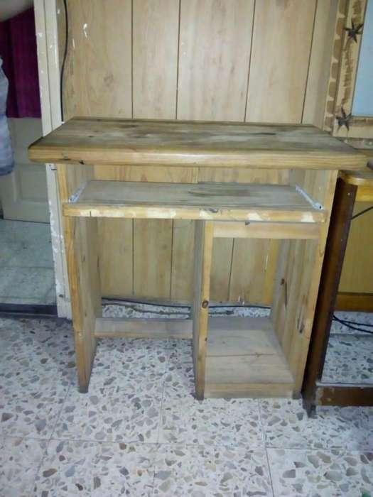 <strong>escritorio</strong> de pino