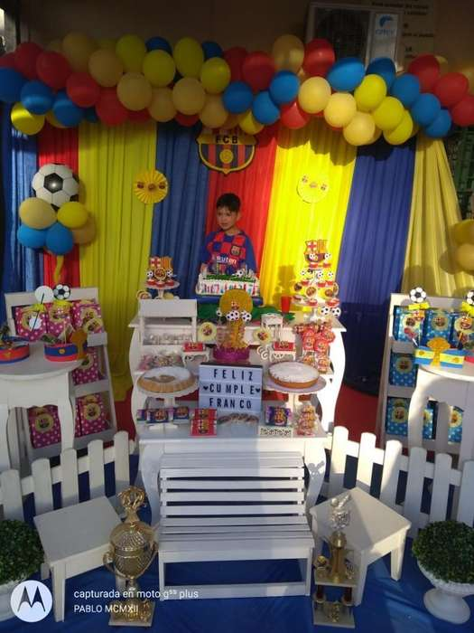 Decoracion Candy Bar Cumpleaños 15 Años