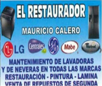 EL RESTAURADOR REPARACION DE LAVADORAS EN FUSAGASUGA 3117268096
