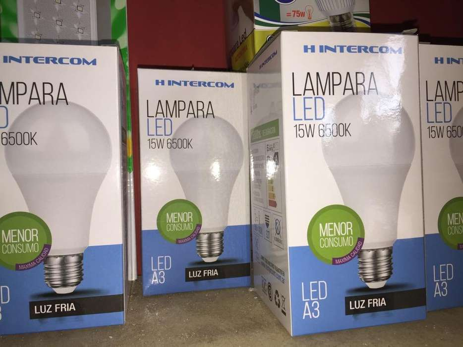 <strong>lamparas</strong> Led 7 W