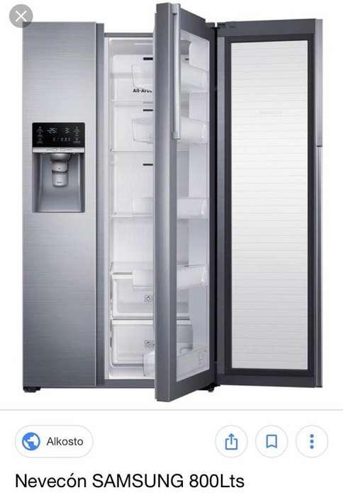 Nevera Samsung 800L