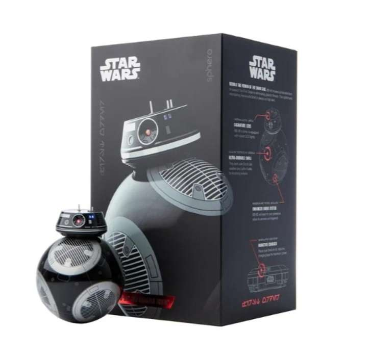 Bb 9e Sphero Star Wars Coleccionable