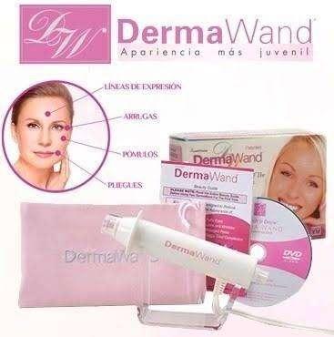 Derma Wand en caja nuevo atenuador de arrugas y ms 921633096