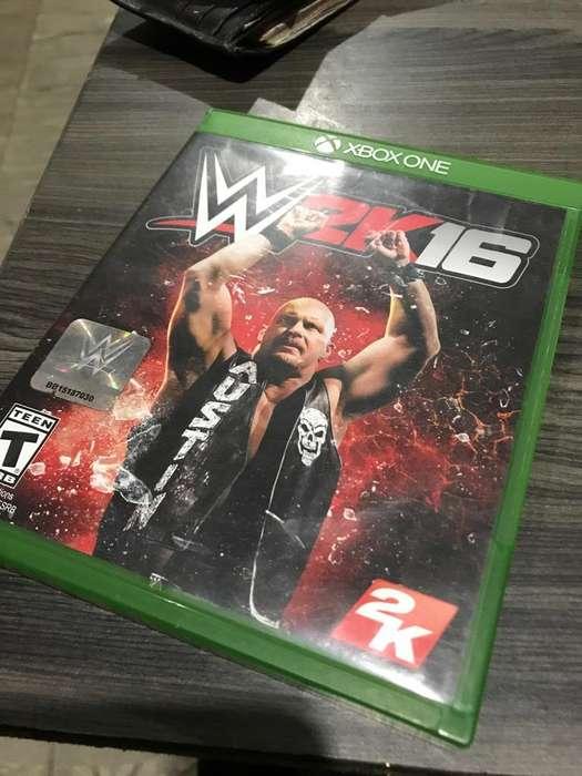 Juego Xbox One W2K16