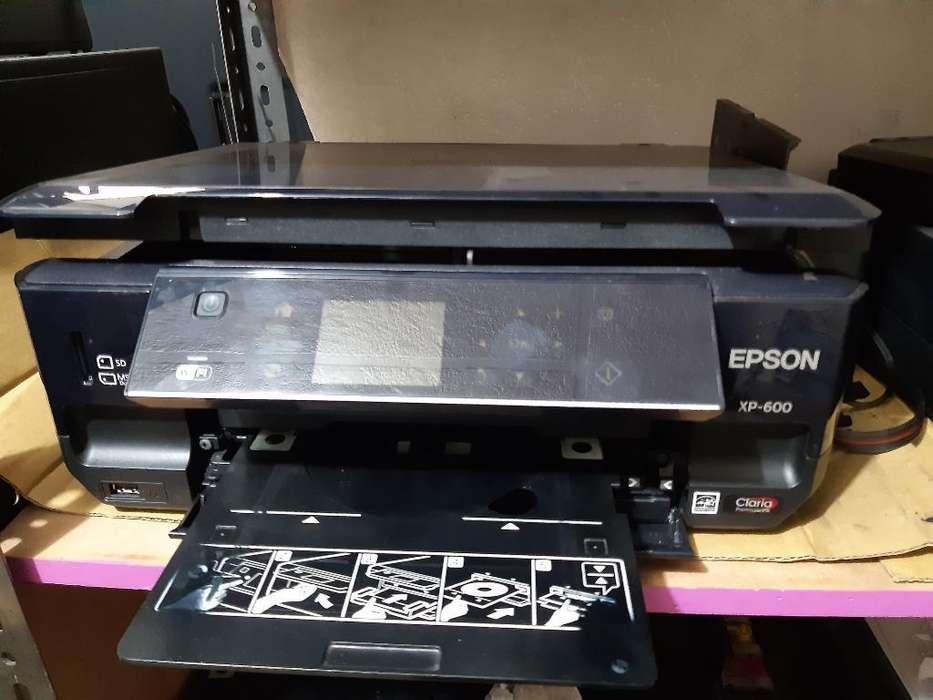 Multifunción Epson Xp600, Sistema Contin