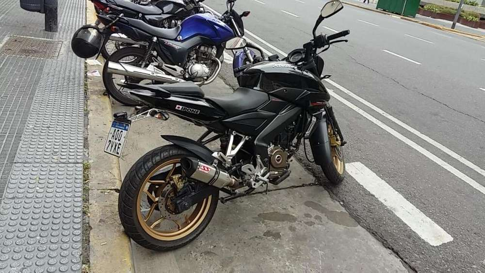 Vendo Rouser 200ns