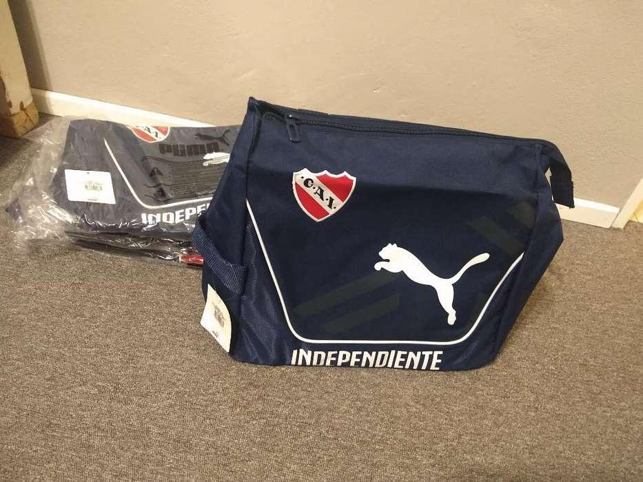 Botineros Originales Independiente Puma